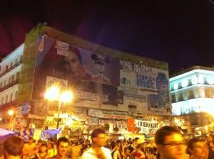 Rewolucja w Madrycie