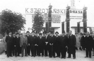 Fabryka K. Szpotański